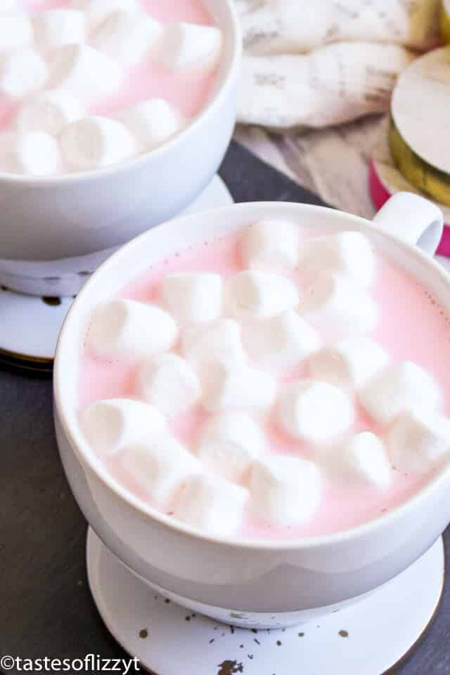 White Hot Chocolate Recipe For Valentine S Day