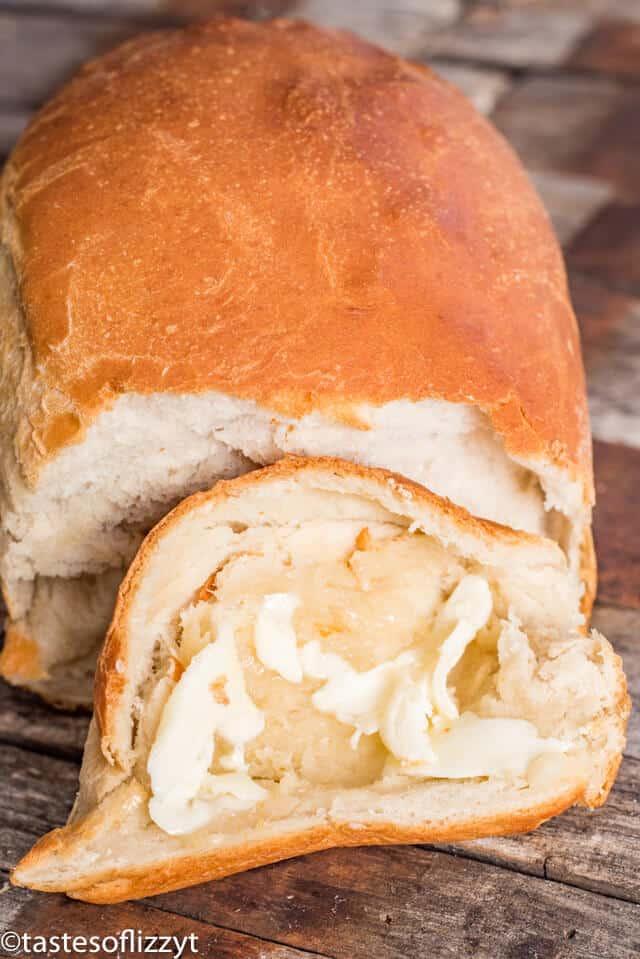 Sourdough Bread Recipe Easy Rustic Chewy White Homemade Bread