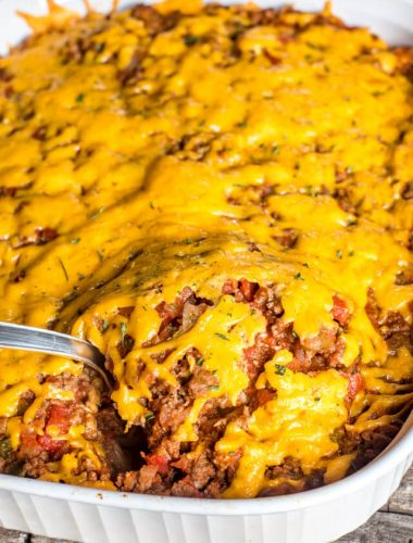 make ahead casserole recipe