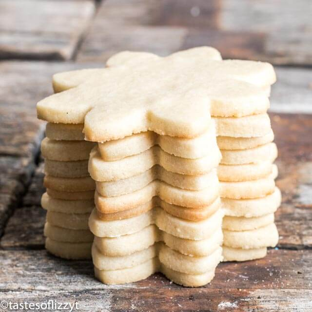 Cut Out Sugar Cookies Recipe Buttery Lightly Sweet Christmas Cookies