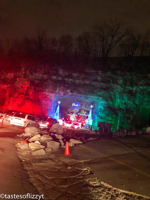 cave christmas lights in louisville
