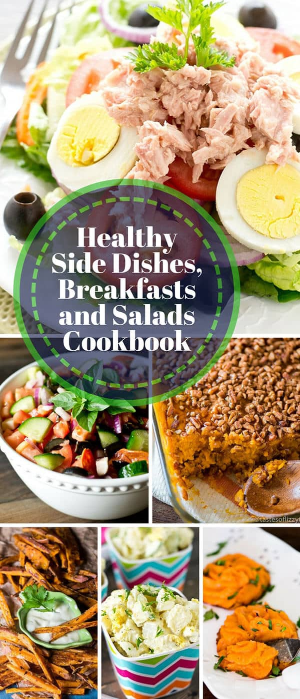healthy side dishes title image