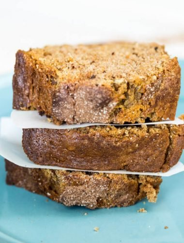 {Easy Old Fashioned Quick Bread}