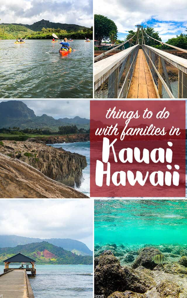 things to do in kauai collage