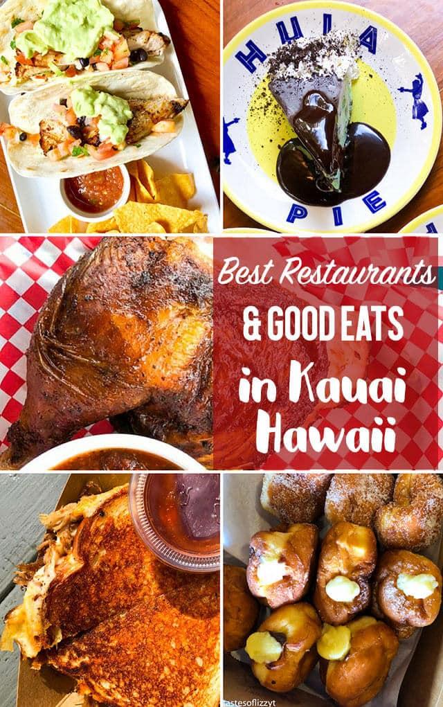 Best Restaurants In Kauai
