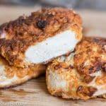 buttermilk fried chicken breasts