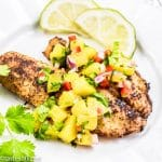 chili lime tilapia recipe with salsa