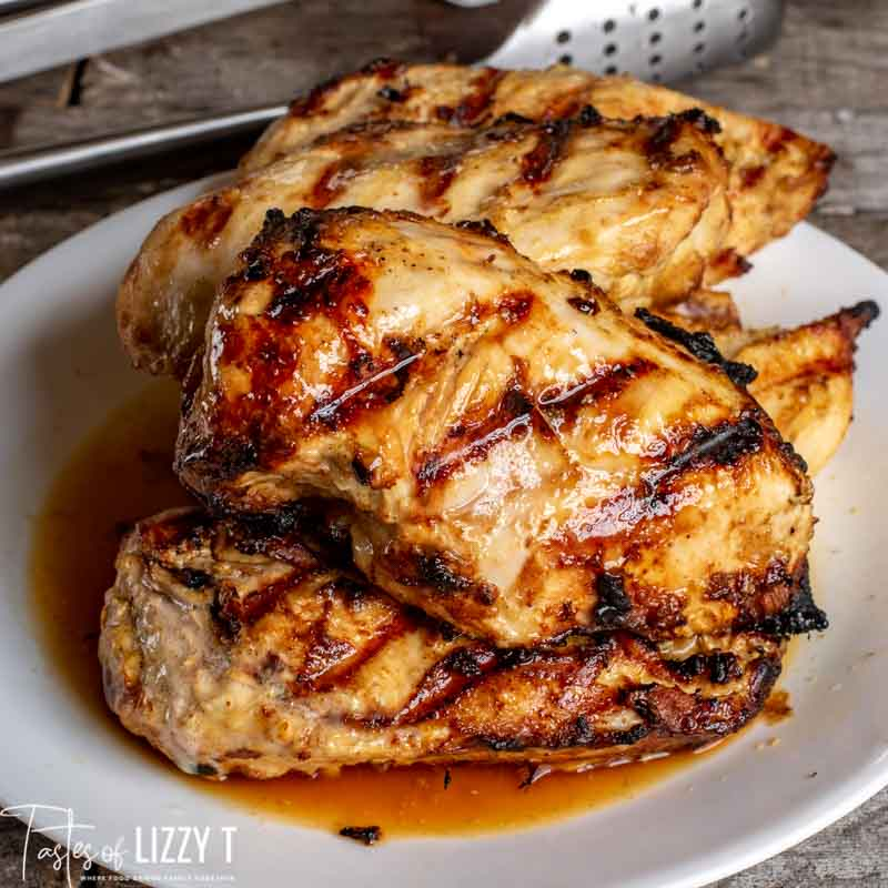 Garlic Mustard Chicken