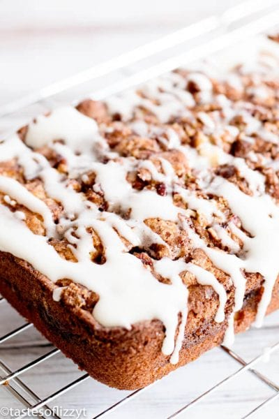 Apple Fritter Bread
