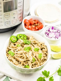 easy shredded chicken for tacos