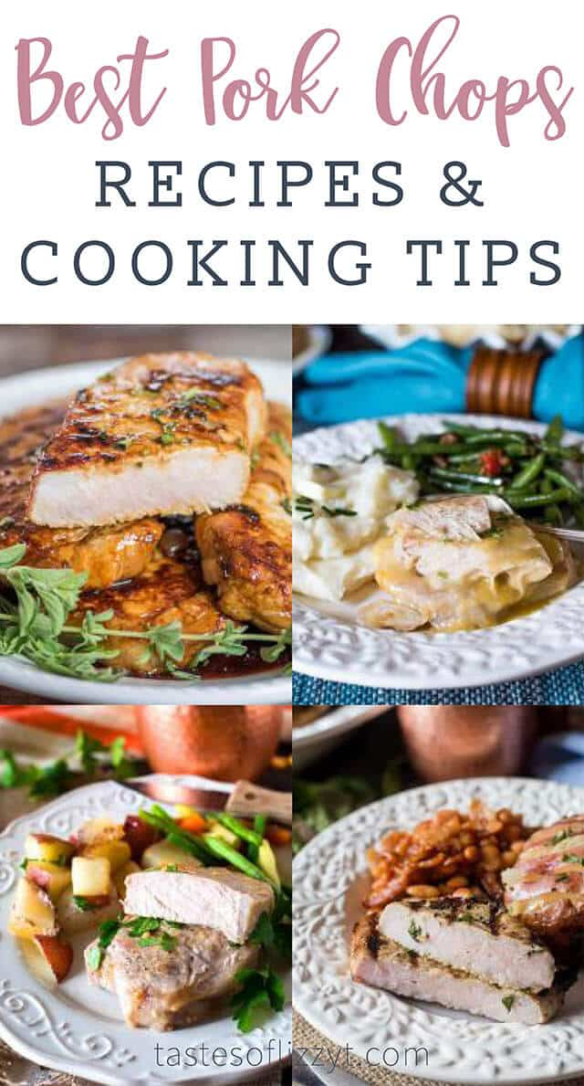 The Best Pork Chops Recipes title image