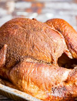 thanksgiving Smoked Turkey Rub