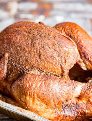 thanksgiving Smoked Turkey Rub