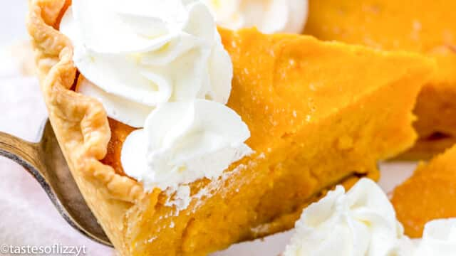 easy sweet potato pie recipe
