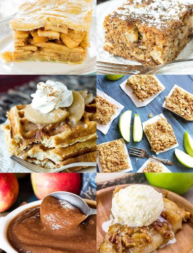 The Best Apple Recipes for Apple Picking Season