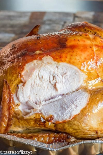 Best Smoked Turkey Recipe