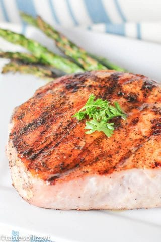 easy pork chop dinner recipe