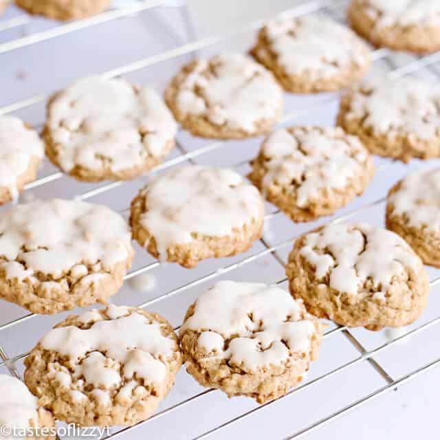 easy oatmeal cookies recipe