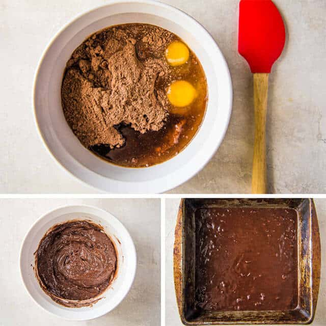 easy box mix brownie recipe