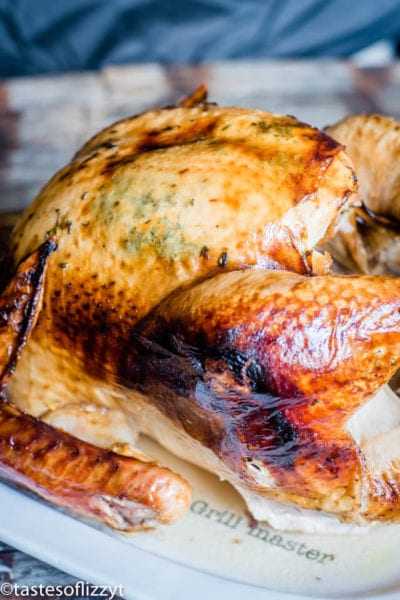 Roast Turkey in an Electric Roaster