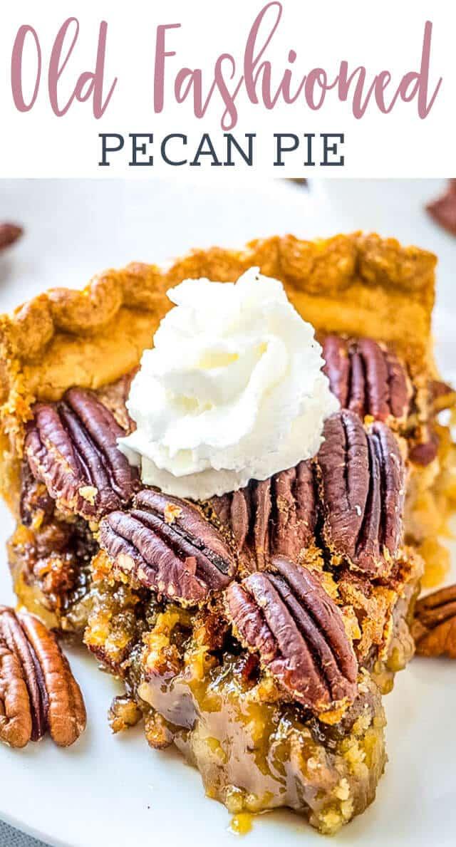 pecan pie title image
