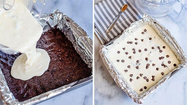 how to make eggnog cheesecake bars