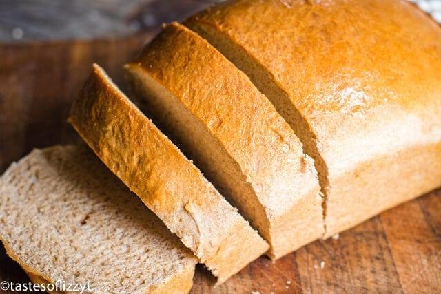 golden honey wheat bread recipe