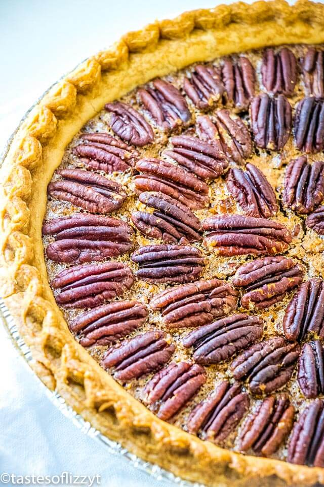 pretty pecan pie