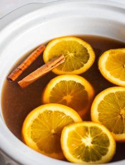 slow cooker russian tea