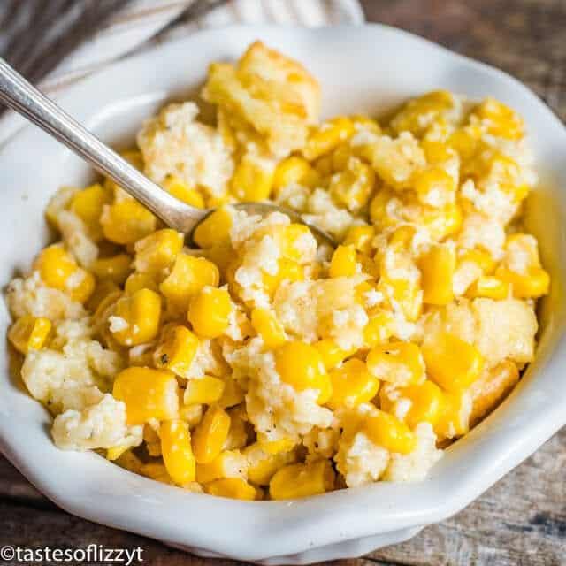 easy scalloped corn recipe