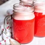 {Easy Red Fruit Punch Recipe w/ Pineapple Juice}