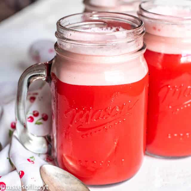 Easy Red Fruit Punch Recipe with Pineapple Juice