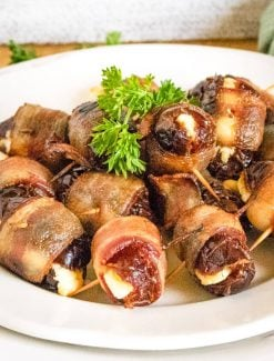 the best bacon wrapped dates recipe