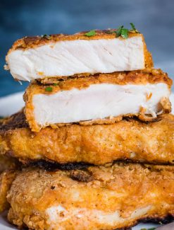 how to make Fried Pork Chops
