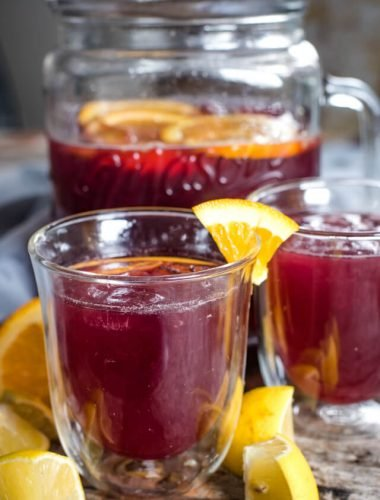 easy grape punch recipe
