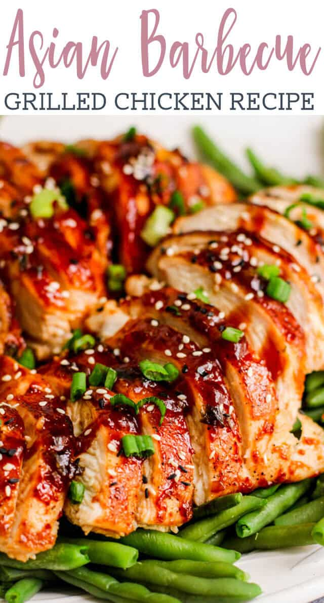 Chicken and Barbecue sauce