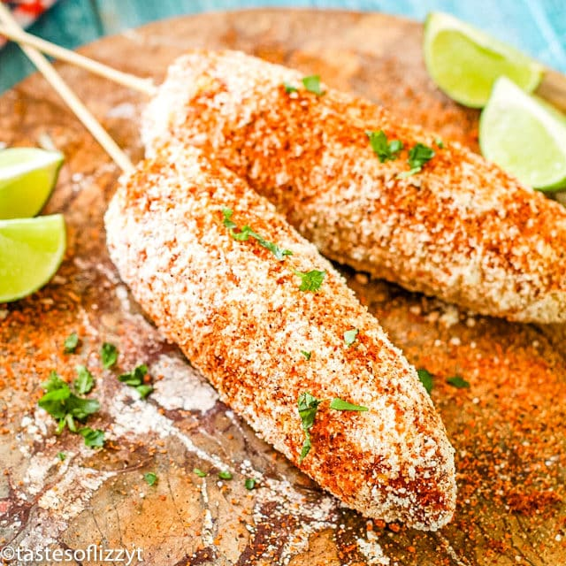 Mexican Street Corn square image