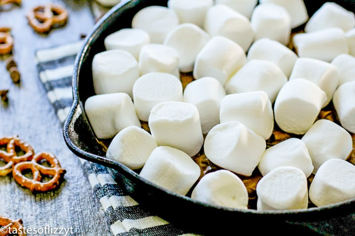 unbaked smore\'s dip