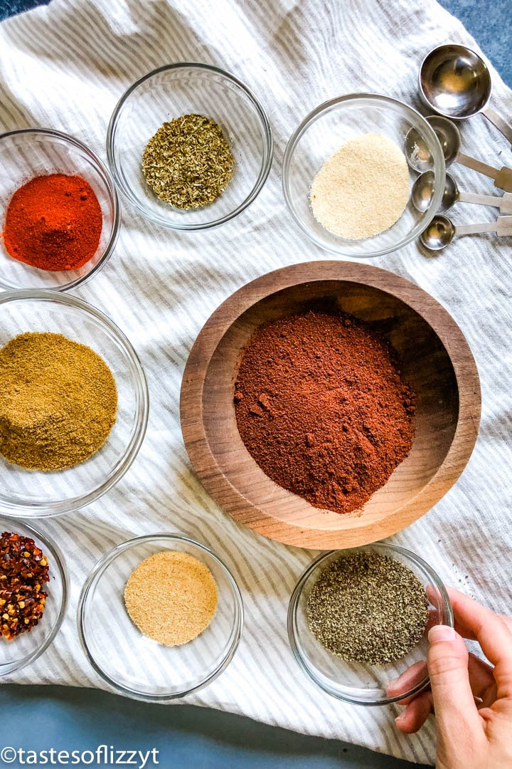 Homemade Taco Seasoning Recipe Whole30 Paleo Keto Low Carb