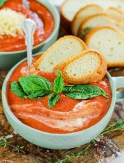 tomato soup with roux