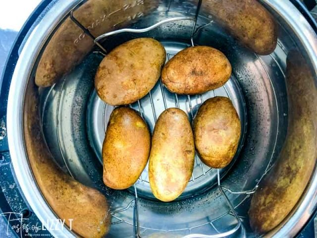potatoes in instant pot