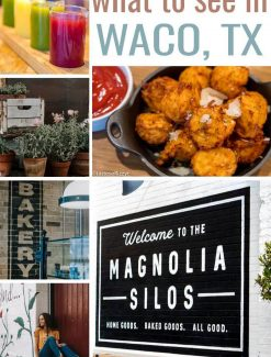 Everything you need to know for a short weekend trip to Waco Texas and visiting Magnolia Market. The best food, where to stay, and what to see.