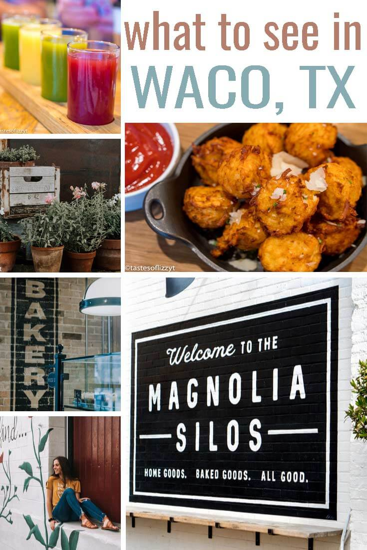 Everything you need to know for a short weekend trip to Waco Texas and visiting Magnolia Market. The best food, where to stay, and what to see. #waco #magnolia #vacation #weekend via @tastesoflizzyt