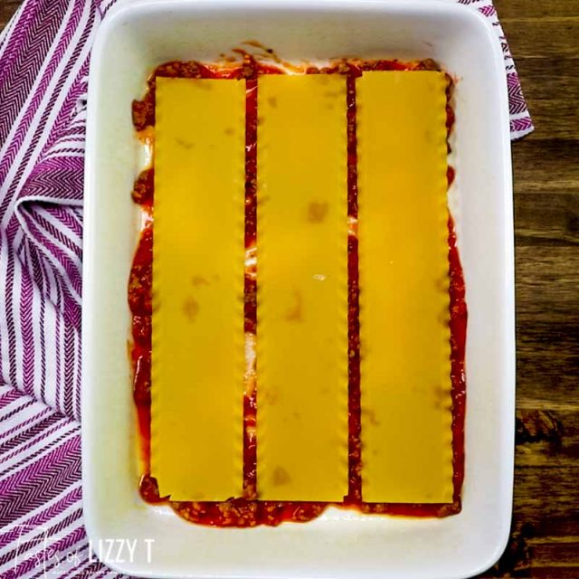 Easy Lasagna Recipe No Need To Boil The Noodles