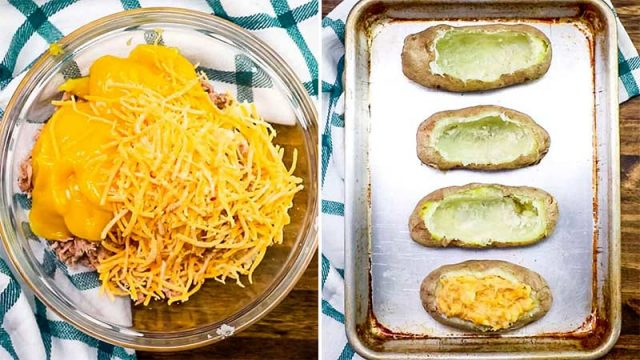 how to make tuna potatoes