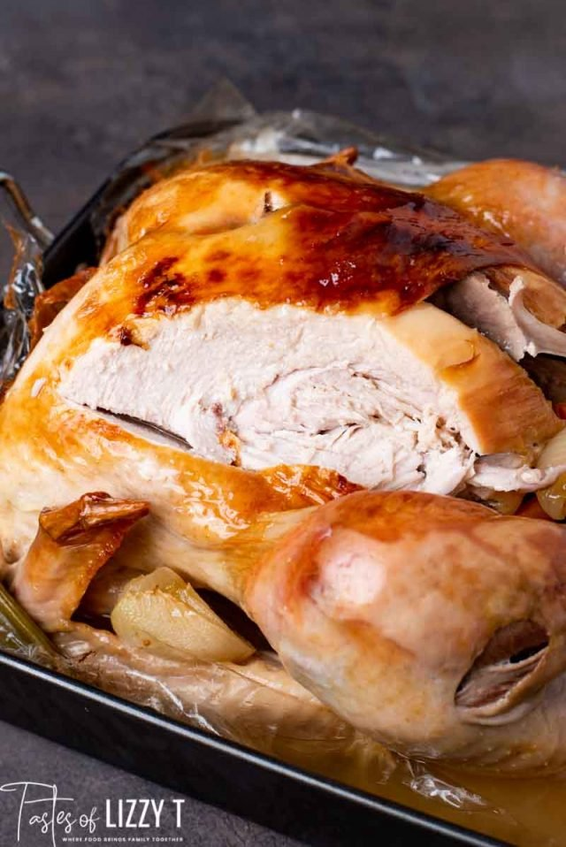 oven roasted turkey in a bag