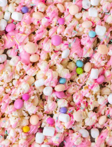spring gourmet popcorn
