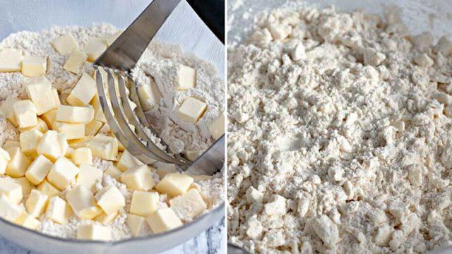 flour butter mixture