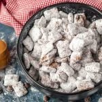 bowl of puppy chow