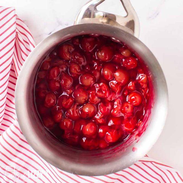 cherry pie filing